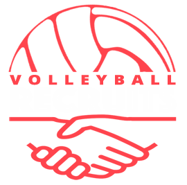 Volleyball Recruits Logo